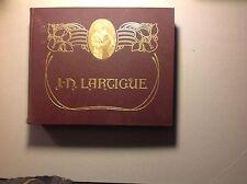 Boyhood Photos of J. L. Lartigue; the family album of a gilded age