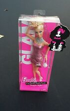 Barbie Fashionistas Glam 2010 Doll Swappin Style Girl T7413 NEW