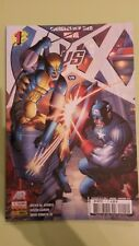 comics Avengers vs X-Men n°1 couverture 2/2