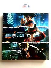 Jump Force Press Kit PS4 Prensa Videojuego Videogame Retro Unpublished Material