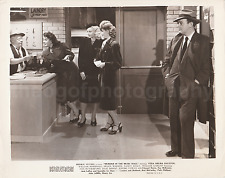 8 x 10 Murder In The Music Hall MOVIE Found Photo b and w Free Shipping H 50