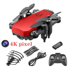 Mini Foldable Quadcopter RC Drone with 4K HD Selfie Camera Remote Control Wifi