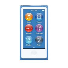 Apple iPod nano 7th Generation Blue (16GB) NEW SEALED IN BOX
