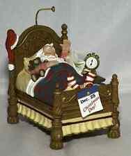 Hallmark Keepsake  2001 Ornament - Snoozing Santa MIB