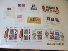 Block Sammlung 7-15 DDR 1949-1954 alles dabei in postfrisch Debria, Marxblöcke