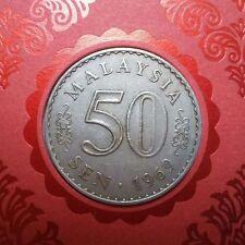1969 Duit Syiling Lama 50 Sen