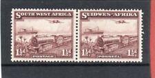 S.W.Africa GV1 1937 1.1/2d. purple-brown sg 96 LH.Mint