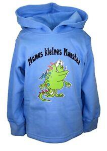 Kinder Kapu Sweat : Mamas kleines Monster :  !!! Ausverkauf !!!!!