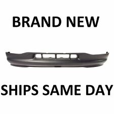 NEW - Front Bumper Lower Valance Apron Gray Replacement For 1999-2003 Ford F150