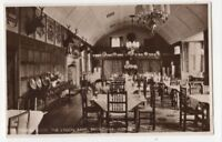 The Lygon Arms Broadway Worcestershire Vintage RP  Postcard  809b