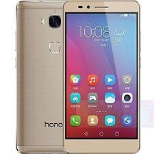 Huawei Honor 5x Gold 16gb 4g LTE Express Ship Unlocked Smartphone