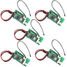 5pc PWM 4-Wire Fan Temperature Controller Speed Governor DC 12V for PC Fan/Alarm