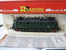 Rivarossi HO 1668 Elektro Lok BR 117 121-4 DB (RG/BW/107-55S9/1)