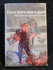 Keith Laumer - ONCE THERE WAS A GIANT - later printing