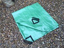 Garden Refuse Sheet, Waterproof Sheet, Garden Collection Sheet. Made In The UK