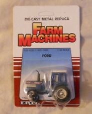 Ertl Farm Country Toy Ford New Holland TW-35 Red Stripe 2WD Tractor MIP 1/64!