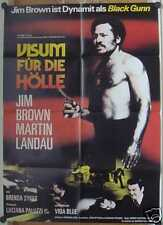 VISUM FÜR DIE HÖLLE (Pl. '73) - JIM BROWN