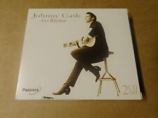 2-CD BOX SET / JOHNNY CASH - TRAIN OF LOVE / COUNTRY BOY