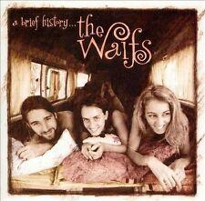 The Waifs A Brief History The Waifs 2-CD Album Digipak VGC