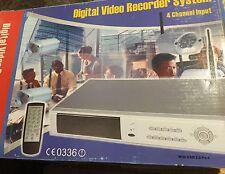 Astrotel Digital Wireless 4 Camera Night Vision IR System Precision Cam 2036T