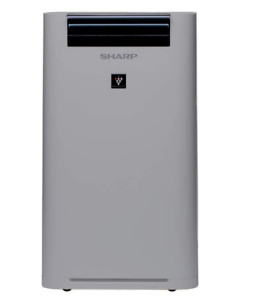 SHARP AIR PURIFIER UA-HG50E-L GRIGIO CHIARO - Hepa Filter PlasmaCluster 306 M3/H