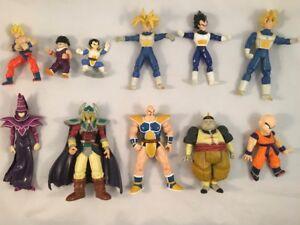 Dragon Ball Z action figures collection
