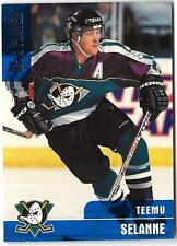 1999-00 Be A Player TEEMU SELANNE (ex-mt) Mighty Ducks