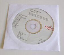 Fujitsu LED tft display original pilote-CD Drivers Manuals utilities 2013.04 t