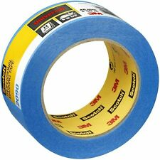 3M Scotch Blue Painters Masking Tape Professional 48mm wide x 50m long 2090 Wide
