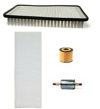 Engine Oil Air Paper Cabin Fuel Filter Kit ACDelco PRO for L300 LW300 LS2 3.0 V6