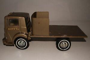 1960's Ertl White Stake Truck, Original