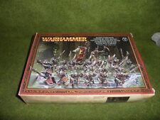 Warhammer Fantasy Skaven 10 Sturmratten Stormvermin (Neu)