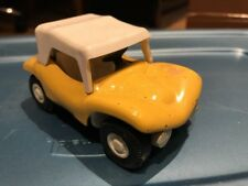 Vintage Collectible Yellow Tonka Dune Buggy Metal Toy Car Diecast