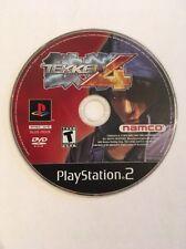 PS2 - Tekken 4 - PlayStation 2 - Disc Only - Refurbished & Guaranteed to Play