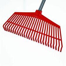 Grass Rake 26 Teeth Sapless Leaf Outdoor Gardening Lawn Durable Non Toxic Tools