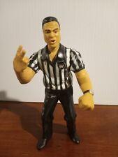 WWF Jakks Referee Wrestling Figure Titan Sports WWE WCW ECW