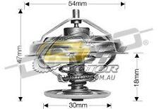 DAYCO Thermostat FOR Volvo 940 1/93-9/93 2.3L 8V TMPFI Turbo B230FT
