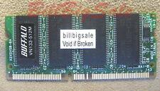 Japan BUFFALO 512M X1 SODIMM PC133 SDRAM 144PIN 512MB laptop memory US RAM 13
