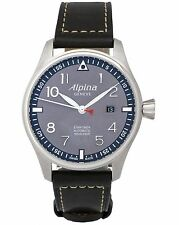 Alpina Startimer Pilot Date Automatic Men's Watch - AL-525GB4S6