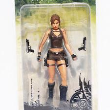 18CM NECA Tomb Raider Underworld Lara Croft PVC Action Figure New in Box