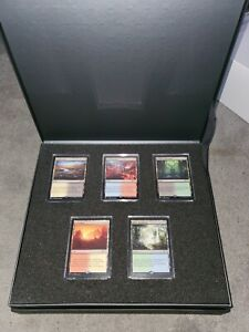 1x MTG Secret Lair: ULTIMATE EDITION BOX Enemy Fetch Lands Magic the Gathering