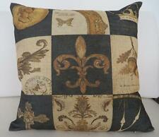 'La Belle'  French Paris Icons Linen Look Cushion Cover 45cm