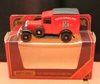 Matchbox Models of Yesteryear Y-22 1930 Model 'A' Ford Van- POSTES CANADA POST