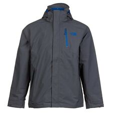 The North Face Mens Atlas Triclimate 3 In 1 Jacket - Vanadis Grey / Blue - M