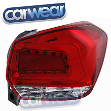 JDM RED LED TAIL LIGHTS FOR SUBARU XV G4-X / IMPREZA HATCH 12-15
