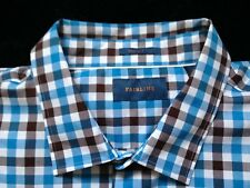 NWOT Fairline Long Sleeve Button Front XXL Casual Shirt