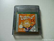NINTENDO GAME BOY COLOR / Titeuf [ DMG-BT9P-FRA-1 ]