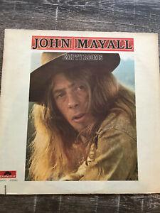 LP Blues JOHN MAYALL - EMPTY ROOMS - USA PRESSING POLYDOR