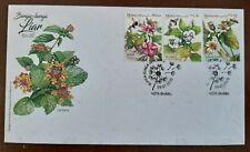 Malaysia 2020 Wildflowers Series III ~ FDC