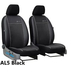 FORD FOCUS Mk3 2011 ONWARDS ARTIFICIAL LEATHER & ALICANTE UNIVERSAL SEAT COVERS
